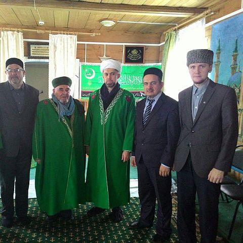 Религиозная организация мусульманской церкви